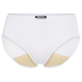 Gonso Marra Cycling Underwear Women white